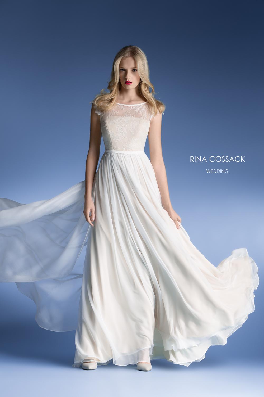 bc645325 Kolekcja WEDDING 2015 RINA COSSACK